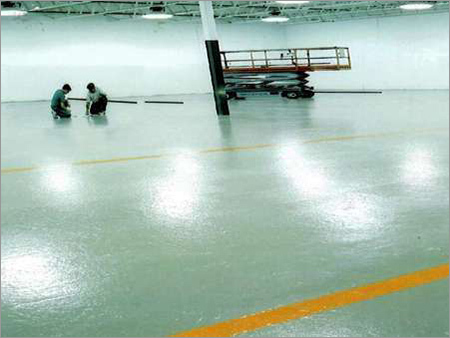 Epoxy Flooring Linings
