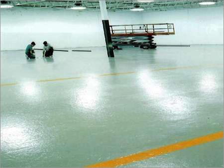 Epoxy Flooring Linings