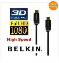 Belkin HDMI cables