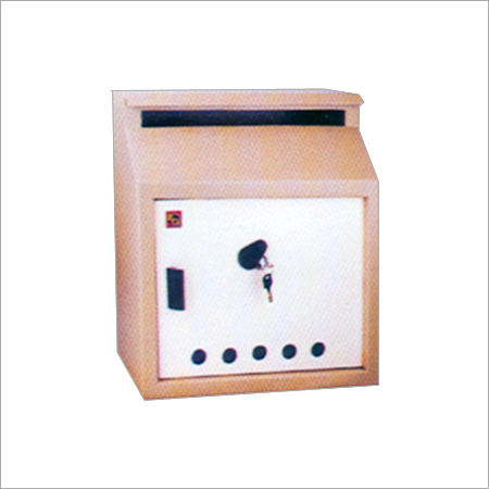 High Security Key Letterbox