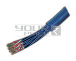 8 Pair Analog Snake Cable - 100 meters