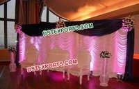 Amazing Style Wedding Stage