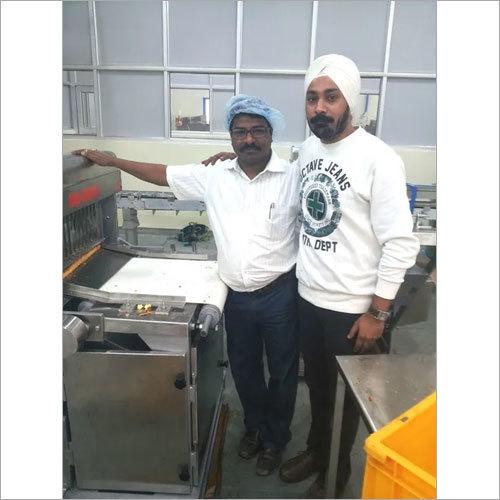 High Speed Big Bar Cake Slicing Machine