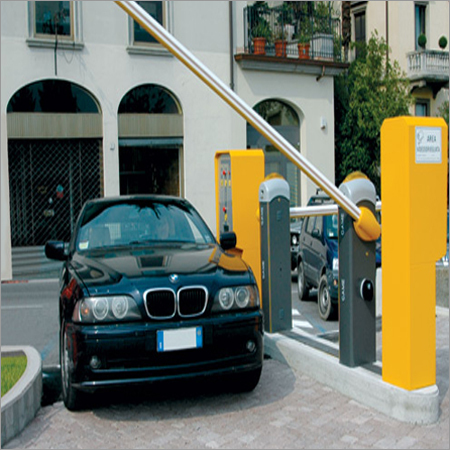 Automatic Parking Management System