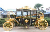 Stylish Royal Family Carriages