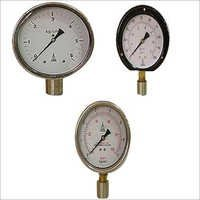 Bourdon Type Pressure Gauges