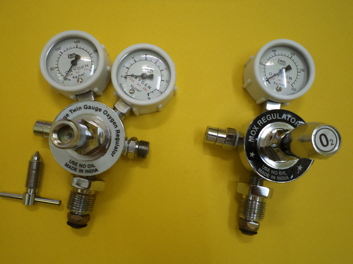 Medical Gas Regulators