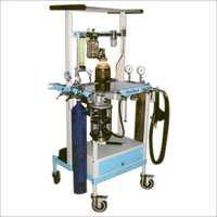 Basic Anaesthesia Machine