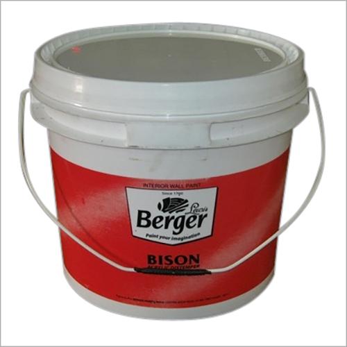 20 Lt. Plastic Bucket for Distemper