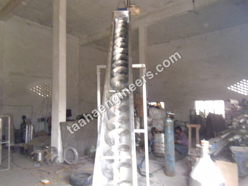 Vertical Screw Conveyors