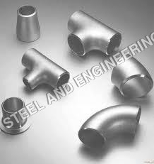 Seamless Butt Weld Fittings