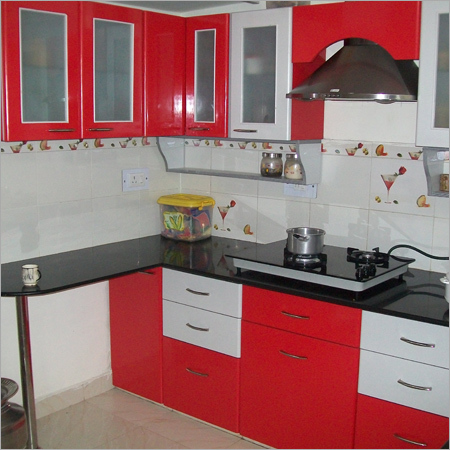 Designer Modular Kitchen Furniture