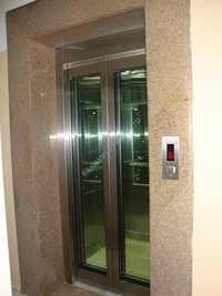 Hydrolic Glass Lift