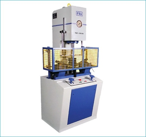 Bend And Re-Bend Testing Machine