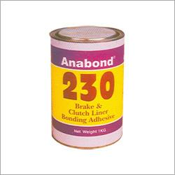 Brake Shoe Bonding Adhesives