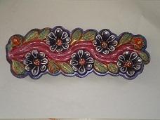 Dipawali Diyas with Leaf & Branch