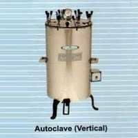 VERTICAL AUOCLAVE