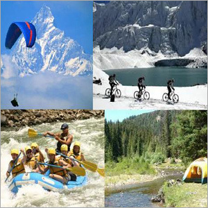 Adventure Tours in India