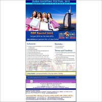 Dubai Holiday Tour Package