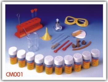 Chemistry Scientific  Lab Kit (CM001)
