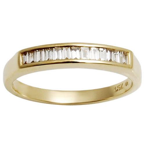 Yellow Gold Diamond Ring Online