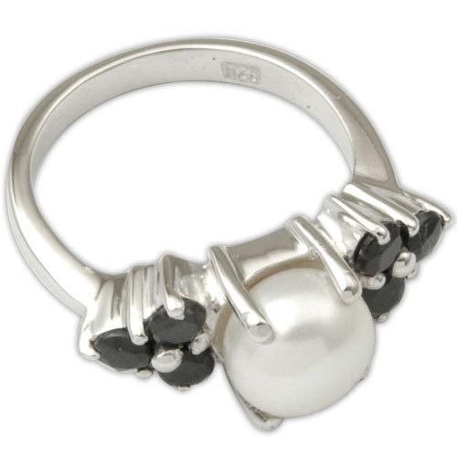 manufacturer pearl rings online designer pear ring