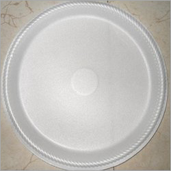 Plain Disposable Plate