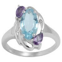 genuine gemstone rings suppliers wholesale rings manufacturer