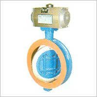 Off-Set Disc Butterfly Valve Wafer Type