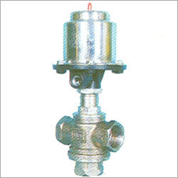 Pneumatic Cylinder Operated Control Valve