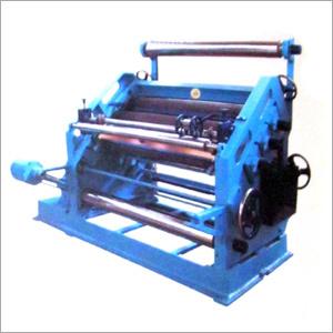 High Speed Single Face Paper Corrugating Machine