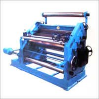 High Speed Single Face Paper Corrugating Machine