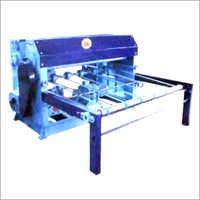 High Speed Rotary Sheet Cutting Machine