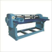 4 Bar Rotary Creasing Machine