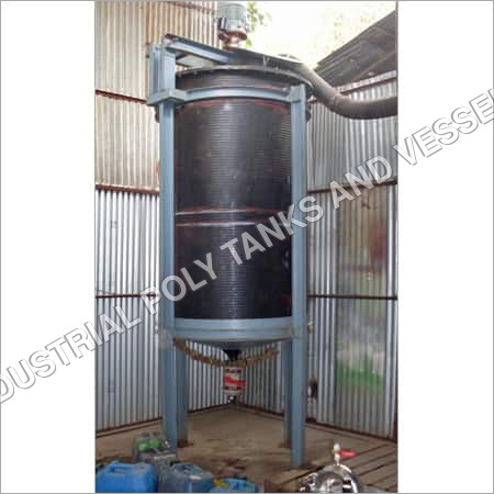 HDPE Reaction Tank