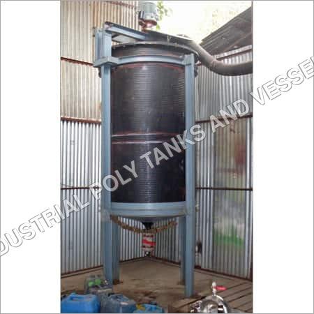 HDPE Reaction Tank