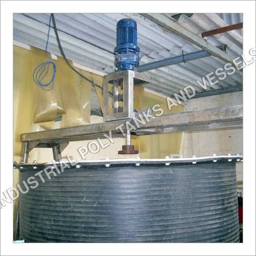 HDPE Chemical Reaction Tank