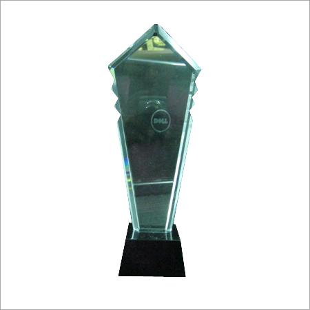Corporate Crystal Trophies