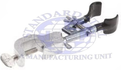 Laboratory Two Finger Clamp With Boss Head