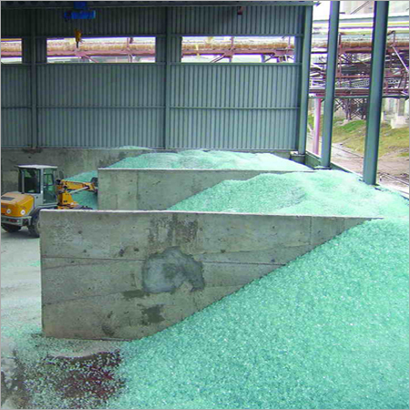 Solid Sodium Silicate Line