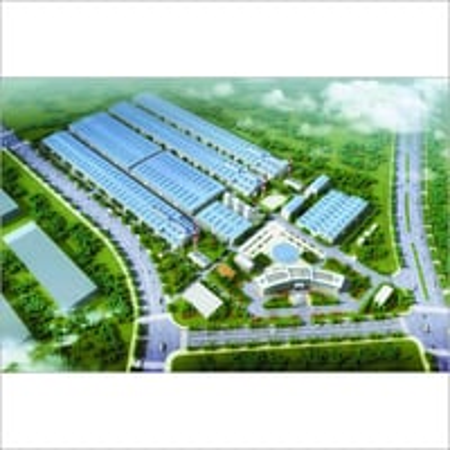 IRICO (Hefei) Solar Glass Project