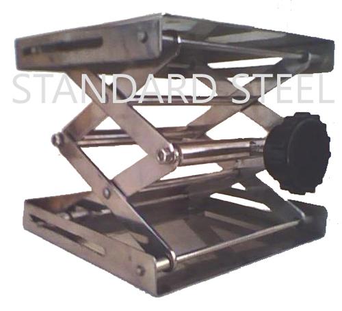 Stainless Steel Lab Jack
