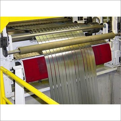 Sheet Slitting Line Machine