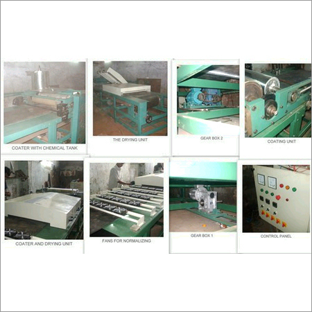 Auto Gluing Machine
