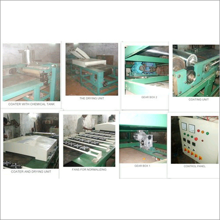 Brakes Coating Machine