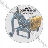 Vane Compressors