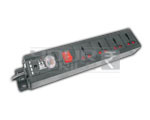 4 OUTLET UNIVERSAL SPIKE PROTECTOR