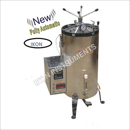 Verticle Autoclave Automatic