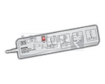 4 Outlet Universal Power Strip