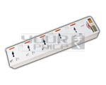5 Outlet Universal Power Strip